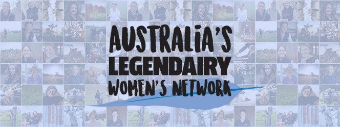 Australia's Legendairy Women's Network